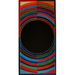 RAZA : Lithograph - Bindu