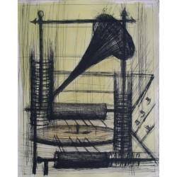 Bernard BUFFET - The Gramophone
