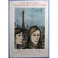 Bernard BUFFET - The Parisians