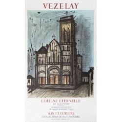 Bernard BUFFET - Church of Vezelay