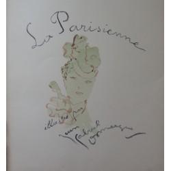 Jean-Gabriel DOMERGUE - Parisian woman