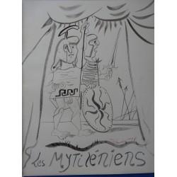 Pierre-Yves TREMOIS - Mytilenians