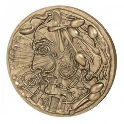 Salavador DALI - Sculpture en bronze - Diners de Gala