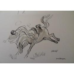 Yves BRAYER - Ink & lavish - Rodeo