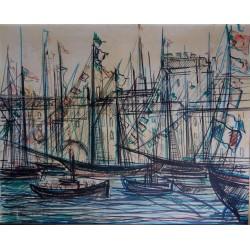 Michel Marie POULAIN - Saint Malo Harbour