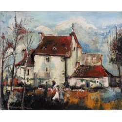 Michel Marie POULAIN - Houses in the Yvelines