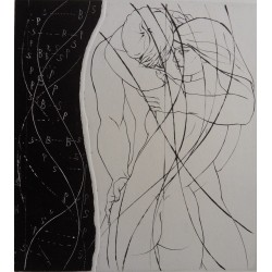 Pierre-Yves TREMOIS - Etching : DNA of a couple