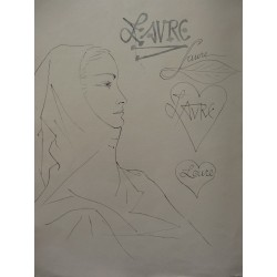 Pierre-Yves TREMOIS - Drawing : Laure