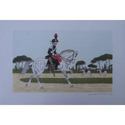 Napoleonian soldier